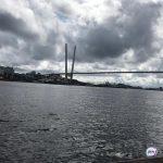 Опасно для автомобилистов: закрыт мост на остров Русский