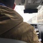 «Это просто  нужно  видеть»: безрассудство водителя «Приуса» сняли на видео