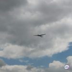 На глазах очевидцев: упал российский самолет