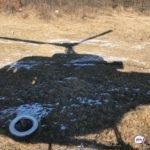 Полностью разрушен: разбился российский вертолет