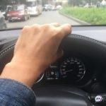 «Тут того и гляди уйдешь вниз»: часть дороги смыло во Владивостоке