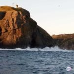 Сидели под отвесной скалой: школьница погибла на берегу моря