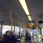 Сотрудник ГИБДД остановил горящий на ходу автобус с пассажирами
