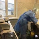 За 10 дней: завершено строительство больницы для зараженных коронавирусом