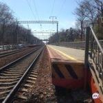 Состав сошел с рельсов: ЧП на железной дороге во Владивостоке