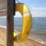 Шторм 4-5 баллов: двоих детей унесло  в открытое море