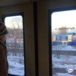 Неисправны тормоза? Поезд с пассажирами застрял в тоннеле