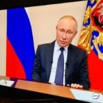 Президент Путин может снова обратиться к россиянам: названа дата
