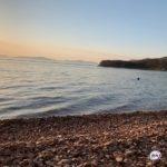 «Предки хорошо строили»: загадочная дорога появилась на побережье