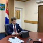 Знаки, транспорт, ППС: губернатор установил новый режим в Приморье