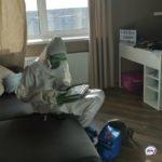 Рассадник инфекции: студенты в общежитии массово заболели COVID-19