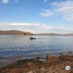 Итог - печальный: шестилетняя девочка  исчезла на рыбалке