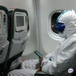 Штраф 300 тысяч: cкандальное видео снято на борту самолета