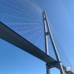 Видеокамеры и не только установят на Золотом мосту – известна дата