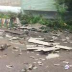 Гром, молния, дождь, град: мощная стихия обрушилась на район в Приморье