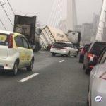 Из-за тайфуна Владивосток стал зоной бедствий