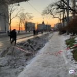 Последствия циклона: все силы брошены на уборку города
