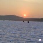 С Курил, Камчатки, Магадана: особо охраняемый гость посетил рыбаков в Приморье