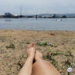 «Девушка бесстрашная и бессмертная»: смертельно ядовитый «гость» появился на пляже