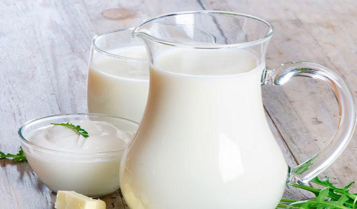 сеть сбора молока