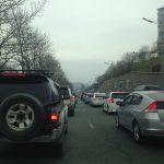 Невнимательность стала причиной столкновения трех авто