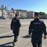 Тело ребенка найдено на улице в центре города