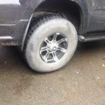 «Дядя плакал»: пожар уничтожил автомобили на парковке
