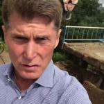 Не только стихия: губернатор озвучил, кто  виноват в обрушении приморского моста