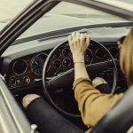 Беременная женщина за рулем авто попала в ДТП