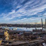 Экс-мэр Пушкарев прибыл во Владивосток