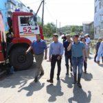 Губернатор в Хасанском районе: «Когда восстановите проезд?»