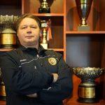 Десятикратный чемпион будет тренировать юниорскую команду «Адмирала»