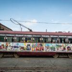 Во Владивостоке появился новый трамвай