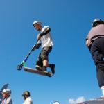 Фестиваль экстремальных видов спорта стартовал во Владивостоке