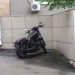 Ни документов, ни права на вождение: разбирается ДТП с мотоциклистом