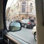 В центре города машина сбила пешехода