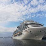 Класс Dream: круизный лайнер для гостей ВЭФ прибыл во Владивосток