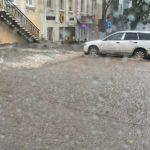 Фото: из-за дождя Владивосток вновь уходит под воду