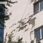 Жилой дом во Владивостоке разваливается на глазах