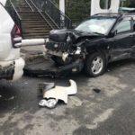 Массовое ДТП случилось во Владивостоке