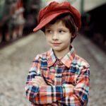 Пятилетнему мальчику пришла повестка в армию