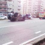 Две девушки пострадали в серьезном ДТП