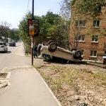 Видео: мощное ДТП произошло во Владивостоке