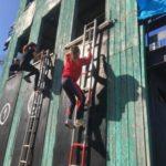 Соревнования по необычному спорту прошли в Артёме