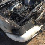 Уволенный эвакуаторщик сжег машин на 9 миллионов рублей