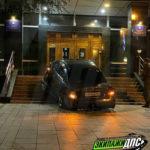 Водитель едва не заехал на авто  прямо в здание ФСБ