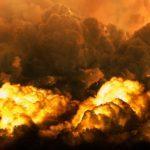Взрыв корейского судна с россиянами на борту попал  на  видео