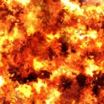 Полыхало сильно: ночью сгорел автомобиль