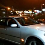 Печальные последствия упрямства на дороге попали на видео