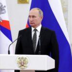Путин рассказал, чего ему не хватает
